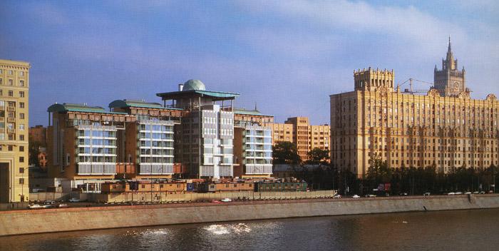 Комплекс зданий посольства